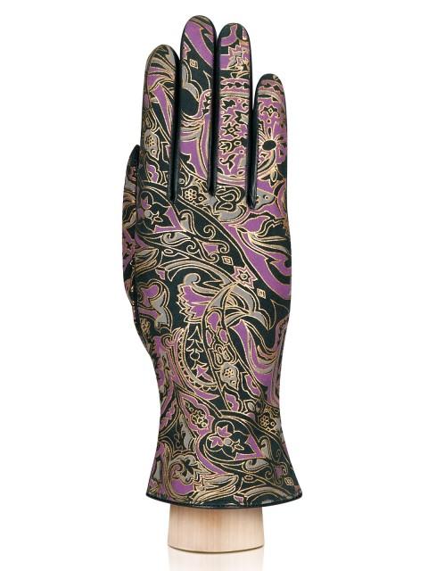 Fashion перчатки ELEGANZZA (Элеганза) IS00151 Зеленый фото №1 01-00020574