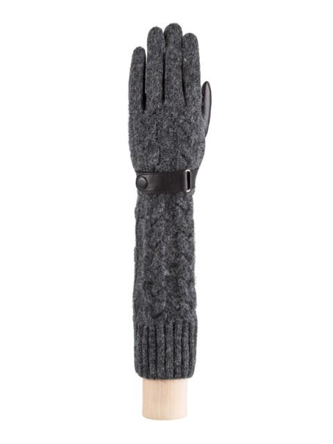 Длинные перчатки Labbra  LB-02073 Черный фото №1 01-00004504