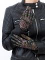 Fashion перчатки ELEGANZZA (Элеганза) IS00151 Зеленый фото №3 01-00020574