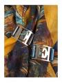 Бижутерия для платков ELEGANZZA (Элеганза) 28A-F1002 Лиловый фото №2 01-00013206