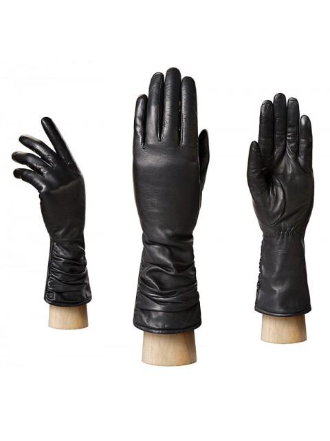 Классические перчатки ELEGANZZA (Элеганза) IS08003sherstkashemir Черный фото №1 00113233